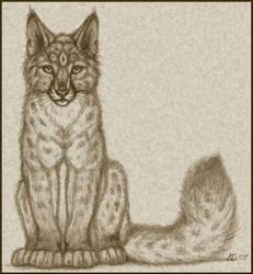 Yami Sketch by swandog