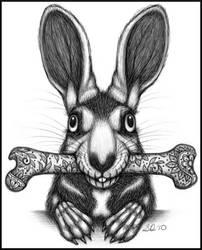 The Easter Boney by swandog