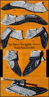 Rime Albatross Mock-Up Wings V2 by swandog