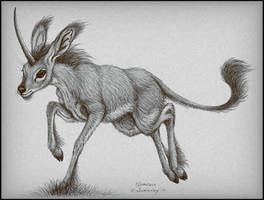 Junicorn by swandog
