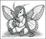 Junefae: 'Little Friend' by swandog