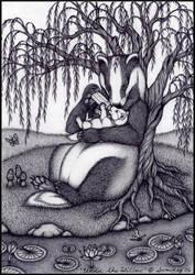 Under the Willow by swandog