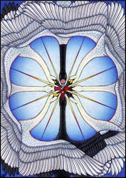Swanstar Totem Card by swandog