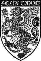 Heraldic Felix Carni by swandog