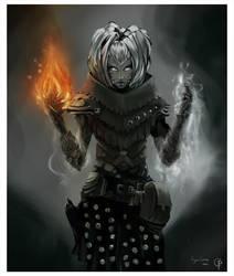 Dragonborn - Dovahkiin by CohenR
