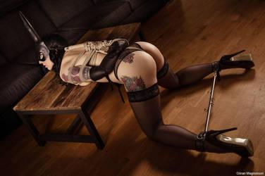 Tied up by misscookiegirl