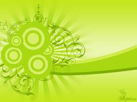 Green Vektor by septian93