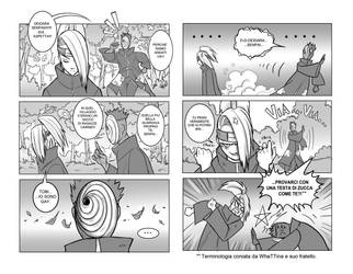DEIDARA COMING OUT by iayetta83