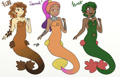 Themed Sirens by TheChosenHeroOfTime