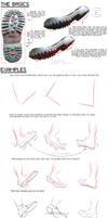 .:TUTORIAL: bottom of the shoe:. by Kats-tan