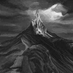 Mountain by darnheck