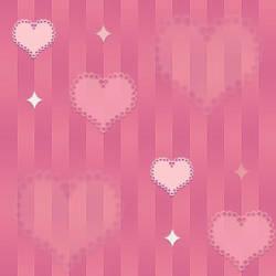 Hearts Pattern by Kikariz-Stock