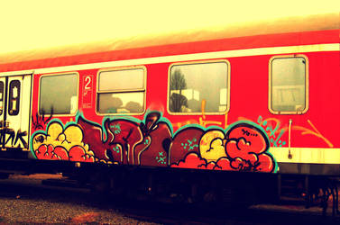 my_first_train by Kainone