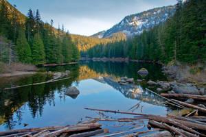 Barclay Lake by elpez7