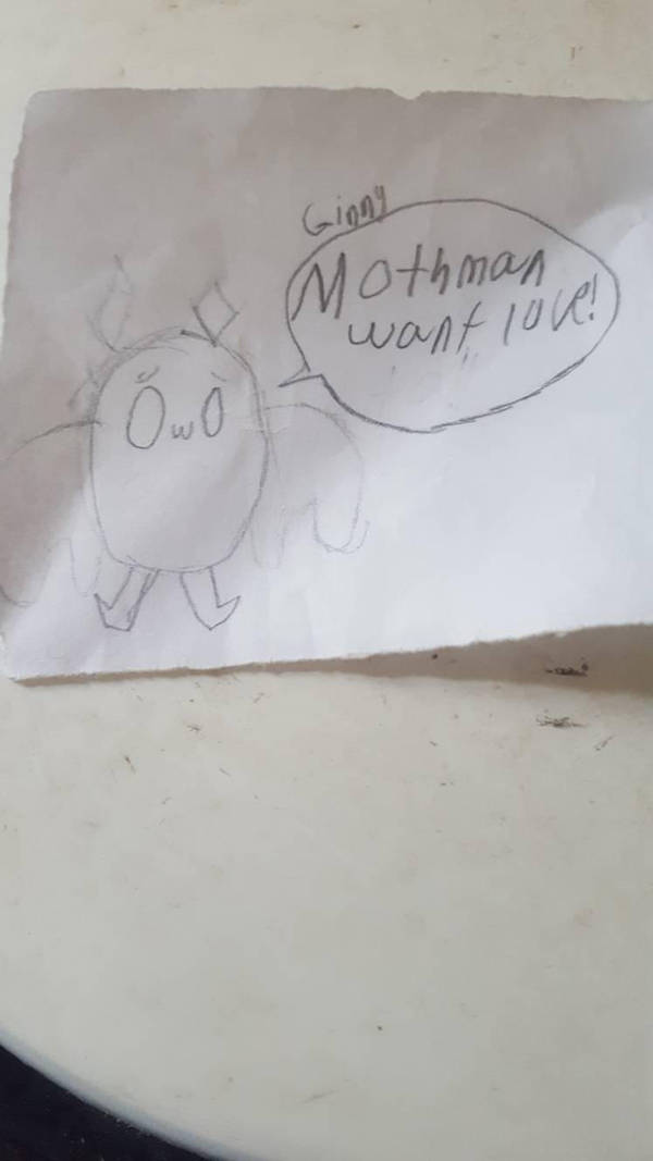 I drew this in ELA- by Deerlover45