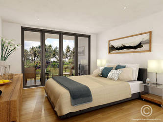 Bedroom by voodoo-butta