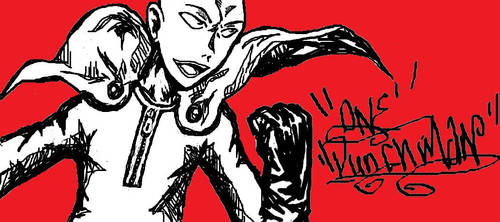 One Punch Man by needformang