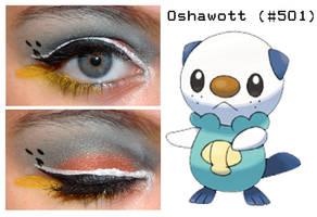 Pokemakeup 501 Oshwatt by nazzara