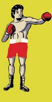 boxer by Logant