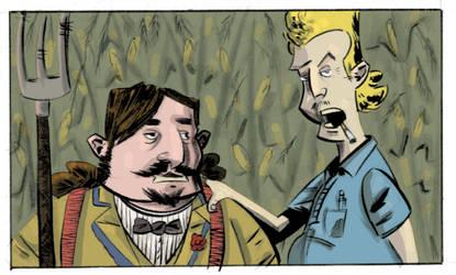 Talkin Corn by Logant