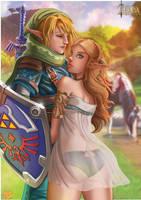 Zelda breath by blouson