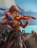 Pirates by blouson