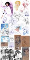 Art dump 48 by Nexivi