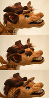 Rudy's Posable Faces by dot-DOLL