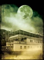 Savannah Riverboat Design by CoversByRobin