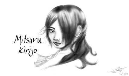 Persona 3 - Mitsuru Kirijo by JapanEyedPinoy
