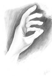 Original - Hand by JapanEyedPinoy