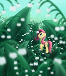 Tiny Shy by GAlekz