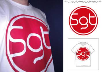 LOGO SGT - studencka grupa terrorystyczna by eSeF-PL