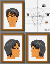 Rodrigo Face sheet by Daniel-RM