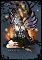 Winter Fairy by gac101