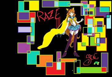 Raze Paint by gac101