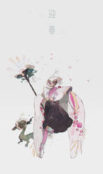 SPRING by mayucom