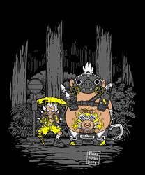 My Neighbor Roadhog by Blade-Fury