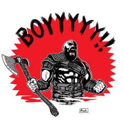 Dad of boy by Blade-Fury