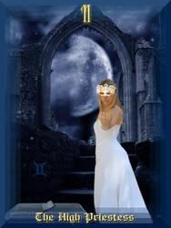 The High Priestess v1 by II-S