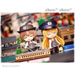 choo choo~ by vince454