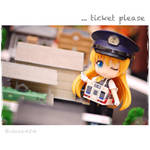 ticket please by vince454