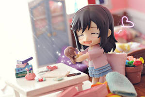 ..another Komari-chan doll XD by vince454