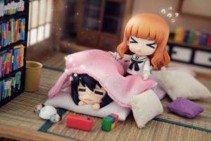 Mako! Wake Up! by vince454