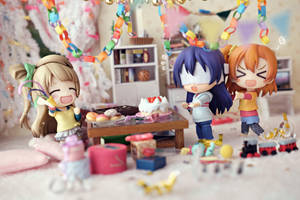 Umi Surprise Party 2017 by vince454