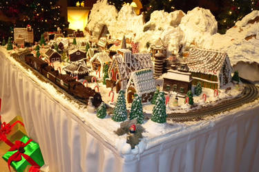 Chocolate Covered Train by 0149