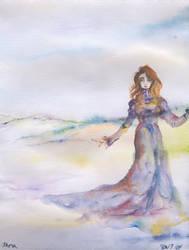 princess view by grobear