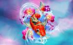 Koi Fish 1 by DaRkFuSsIoOn