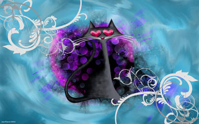 Gato Negro by DaRkFuSsIoOn