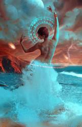 Primordial Beauty by Tia-Jones